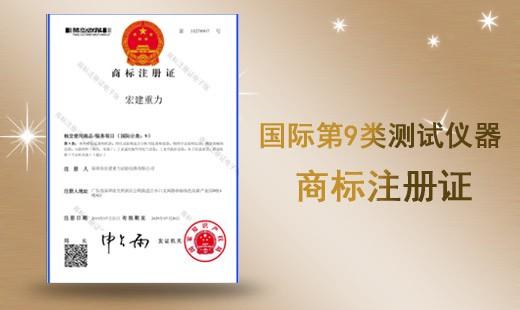 国际第9类测试仪器-商标注册