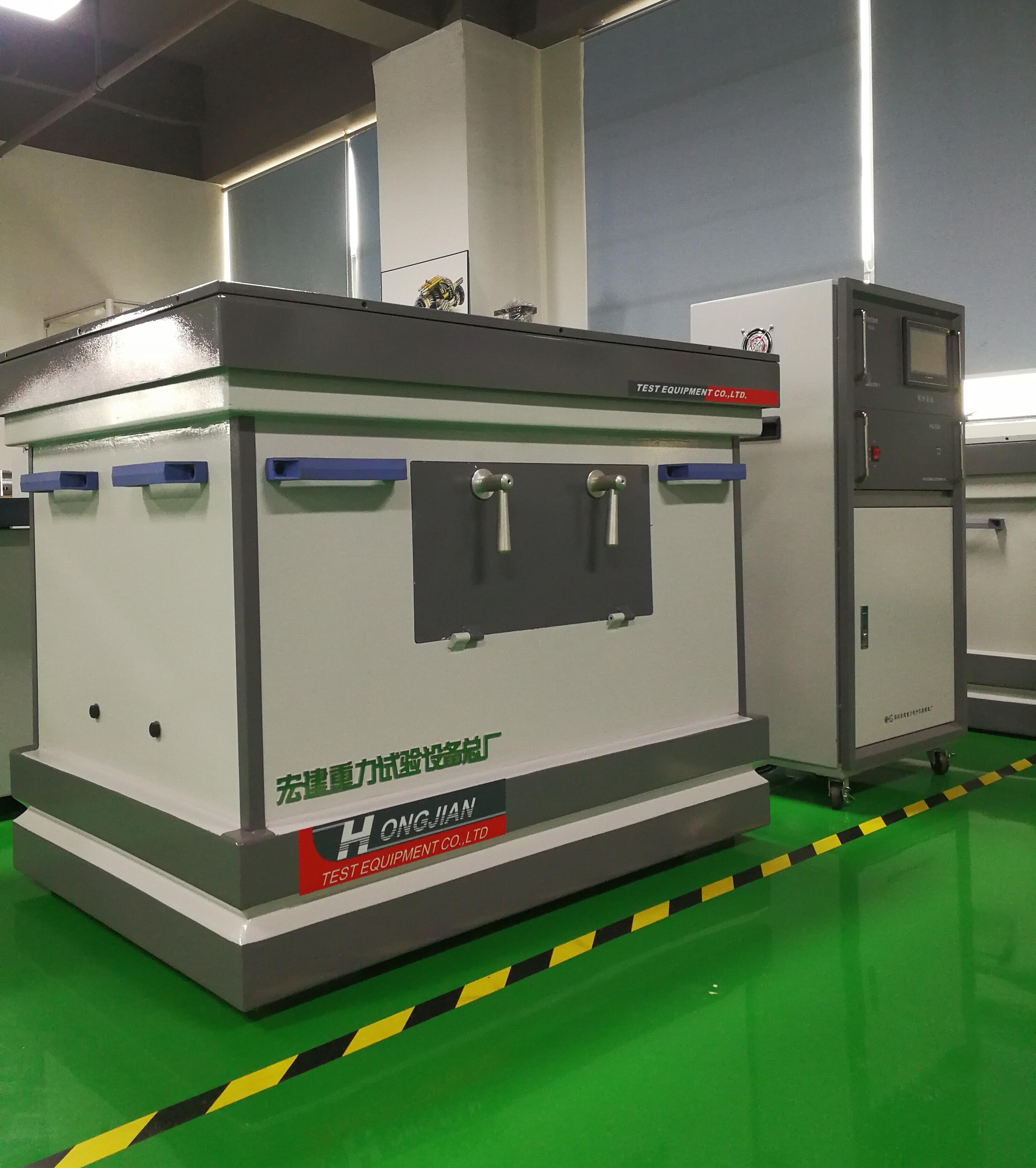 HG-70ZY 垂直\水平(三圍)機械振動臺